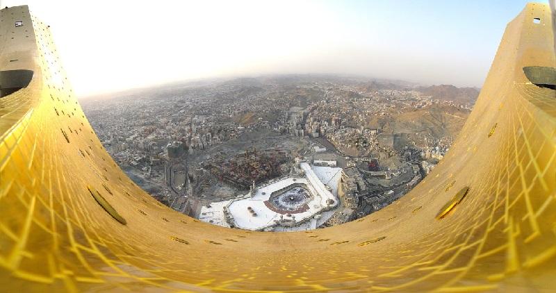 Getting to Makkah City Safe & Sound